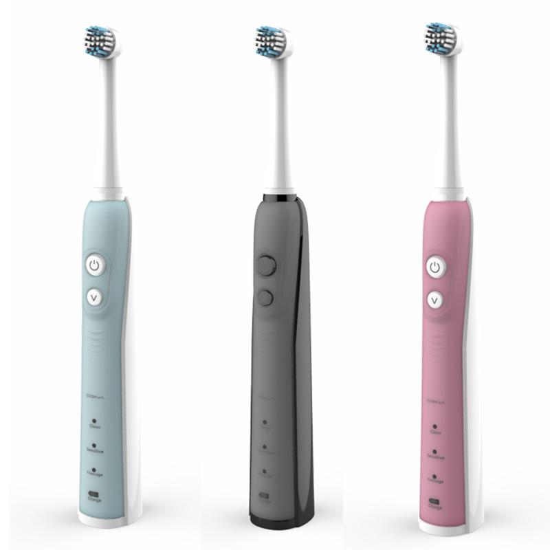 Relish electric toothbrush wholesale price display