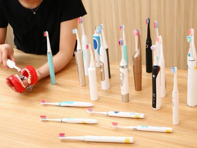Рынок электрических зубных щеток 2021 года