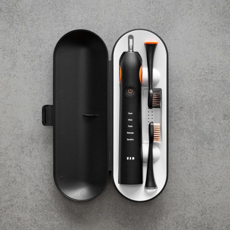パワー充電式ソニック歯ブラシT06